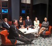 مشاركون من شنغهاي