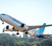 اول رحلة بوينغ 737 ماكس