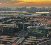 ميناء جبل علي بوابة تجارة دبي