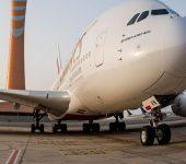 طيران الامارات الى السعودية