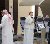 كيف تختار مقعدك على الخطوط السعودية
